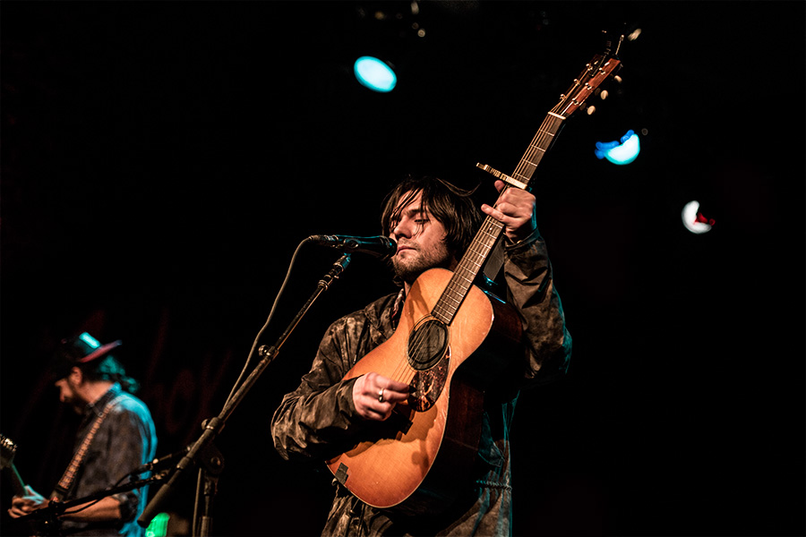 Conor Oberst: A Walk Down The Runway