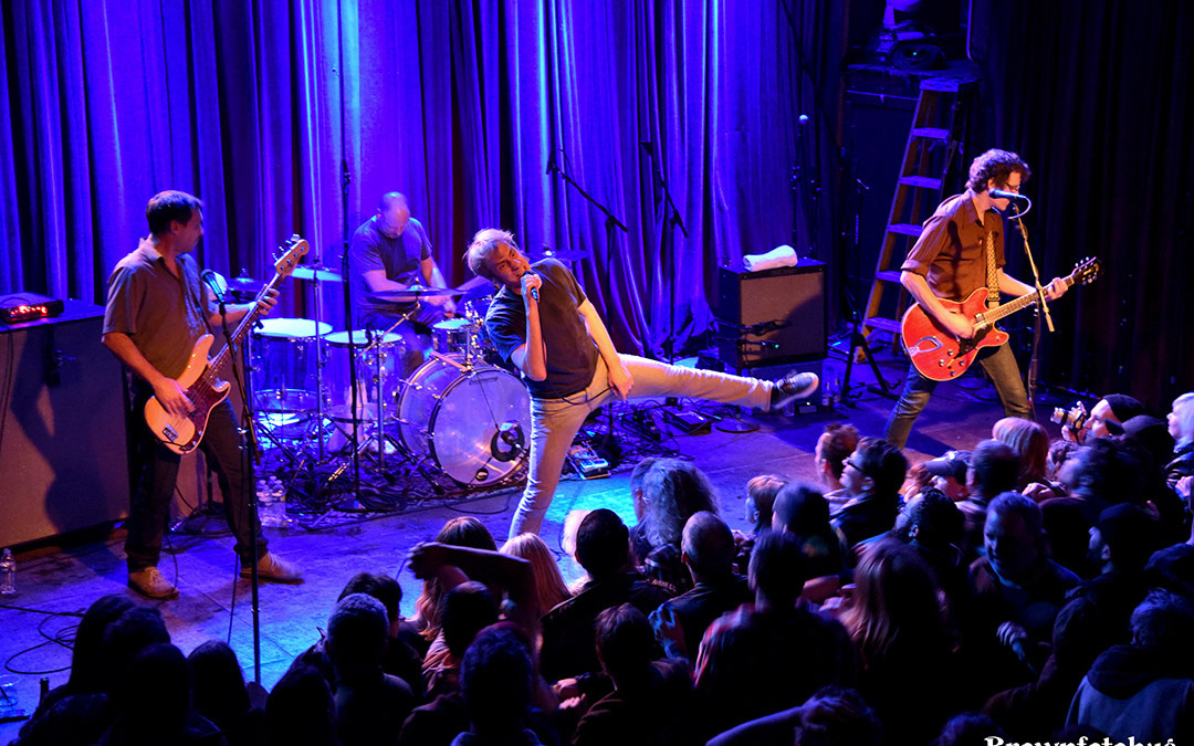 Mudhoney: Tapping The Sweet Spot