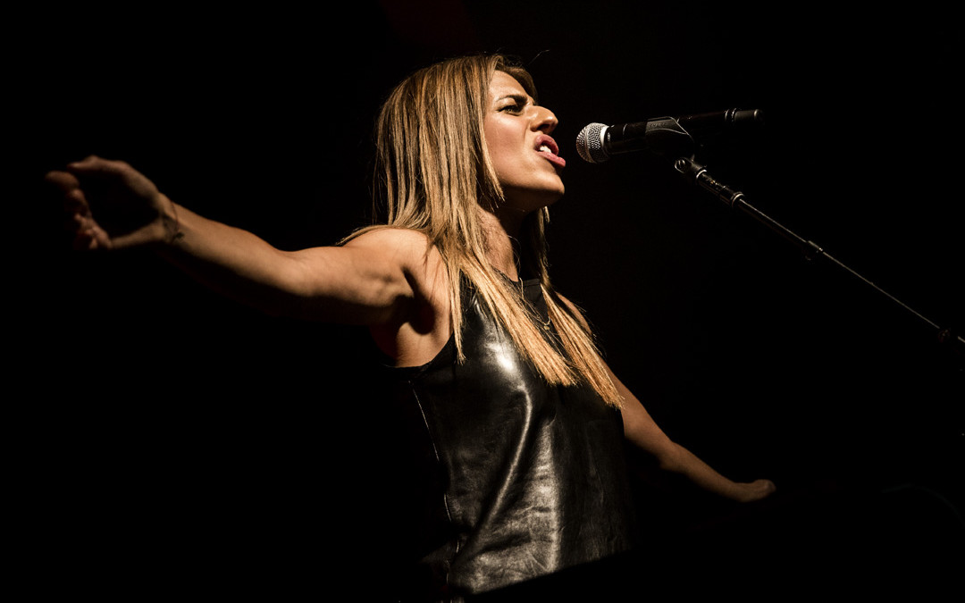 Brooke Fraser & Dark Waves: So Much Electronic Soul