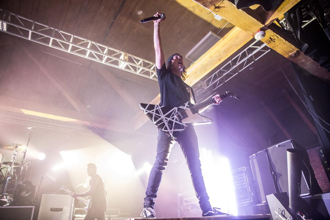 Pierce the Veil: The World Tour