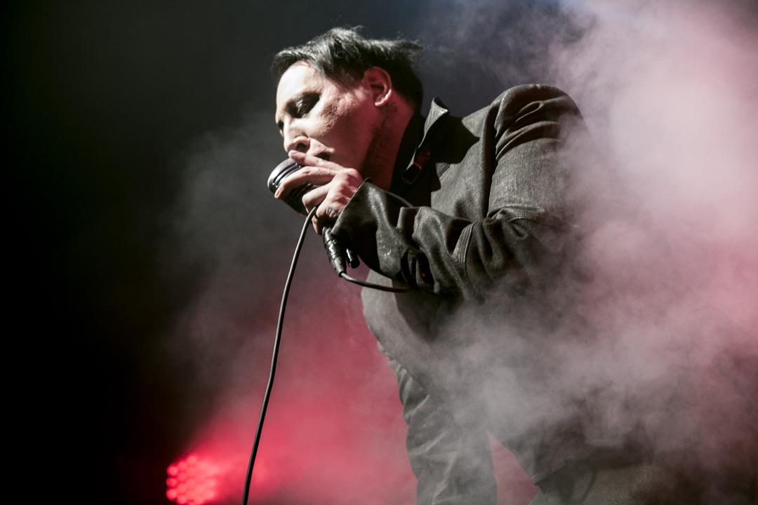 Marilyn Manson: Imbibing Madness