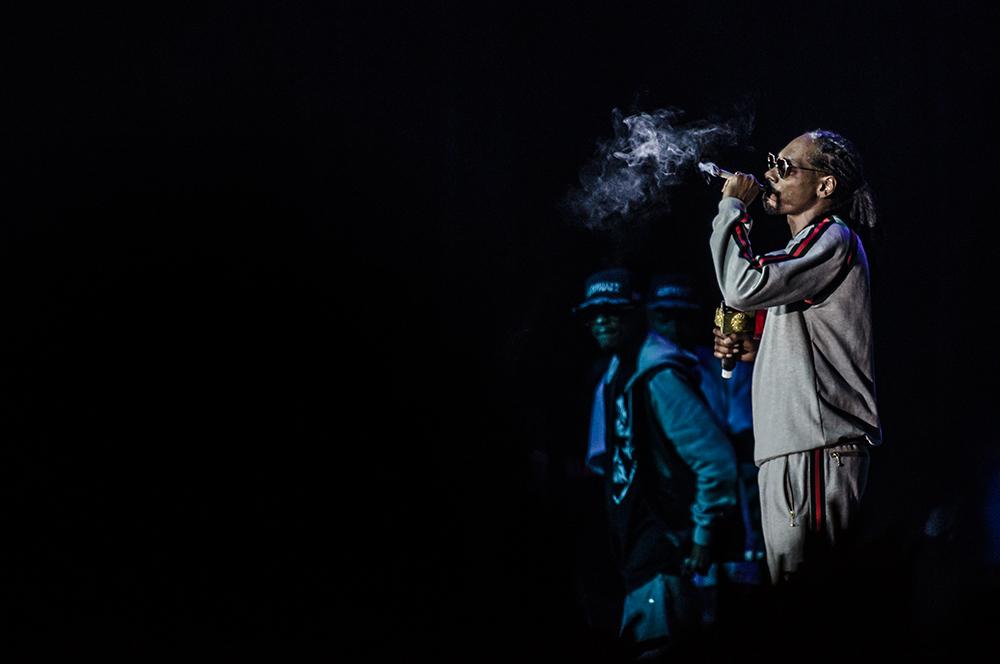 Snoop's 2nd Annual Wellness Retreat