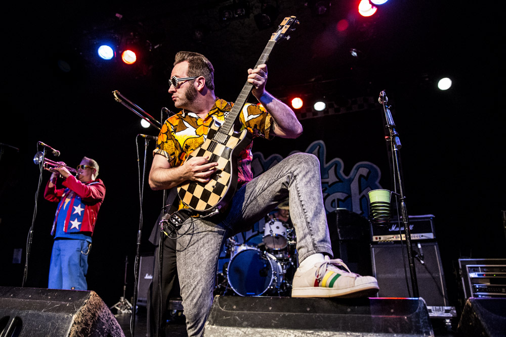 Reel Big Fish & Less Than Jake: Let It Spill Forth