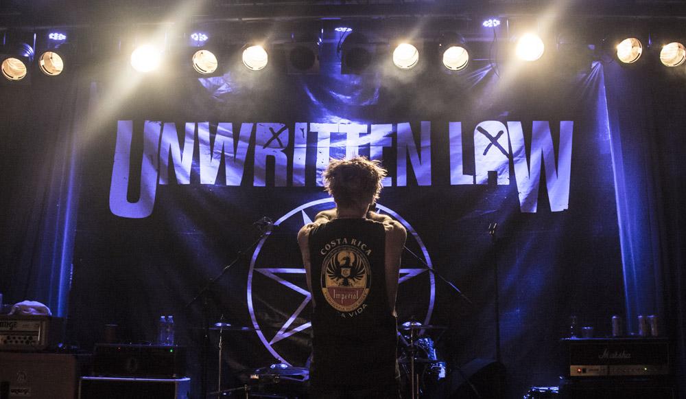 Interview: Unwritten Law