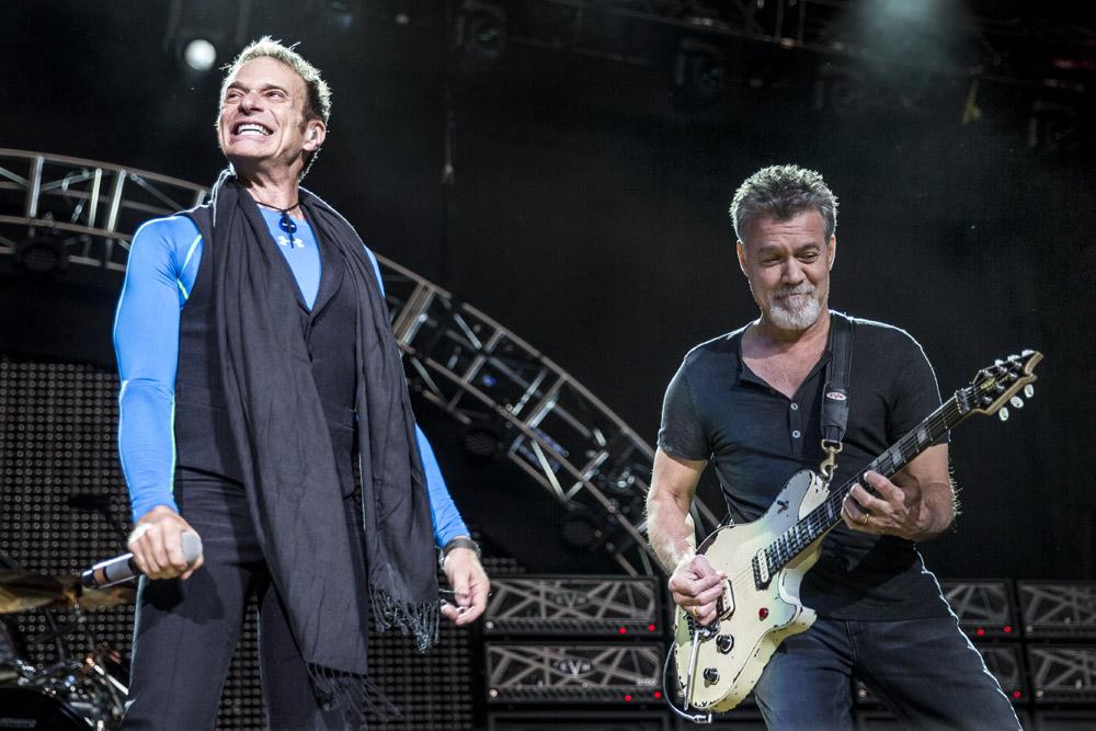 Van Halen: Old But Not Broken