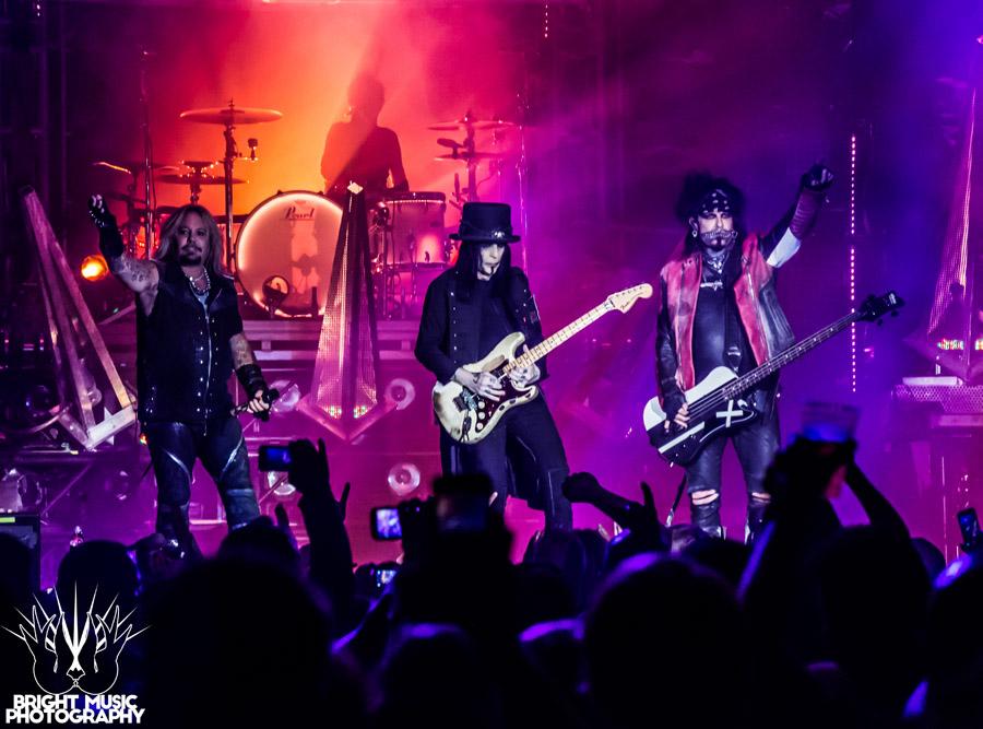 Mötley Crüe: The Final Tour