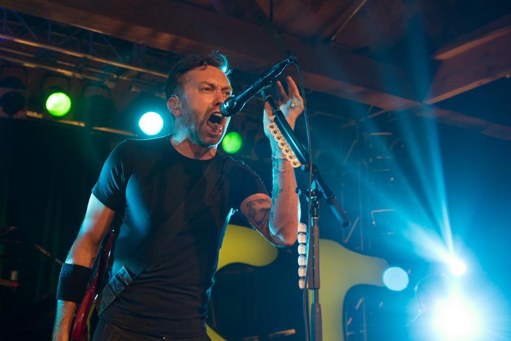 Rise Against at Showbox SODO-3148