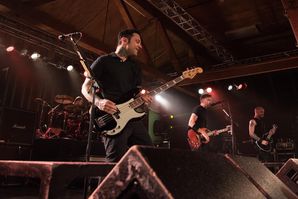 Rise Against at Showbox SODO-3216