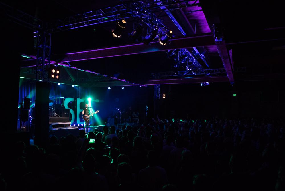 Rise Against at Showbox SODO-3298