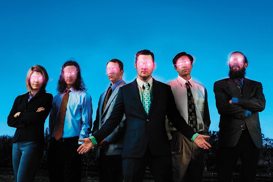 Concert Preview: Modest Mouse