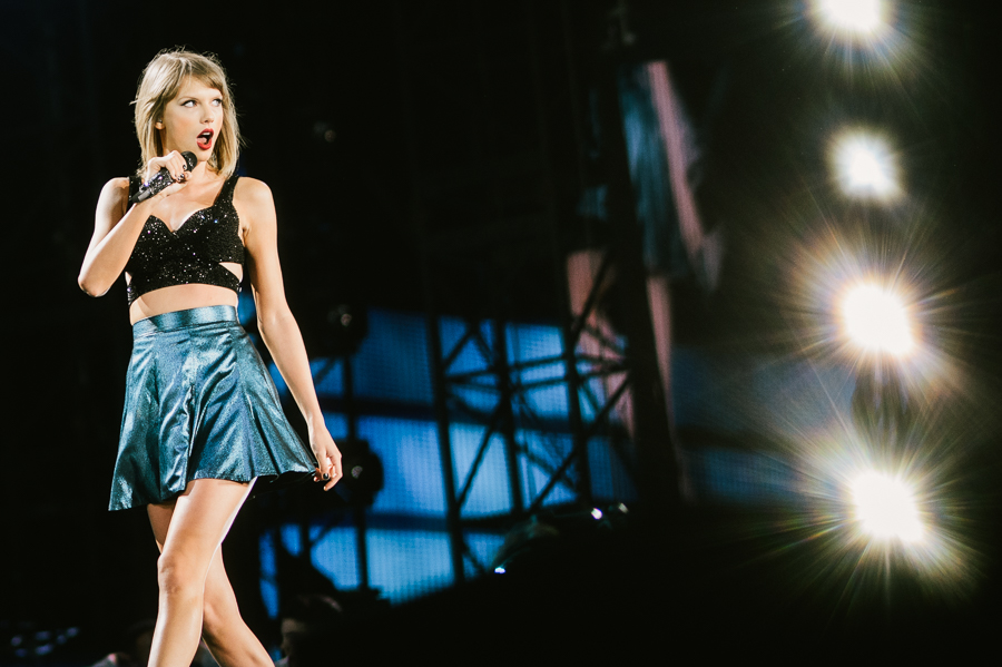 Taylor Swift Seattle 1989 World Tour 5 Seattle Music News