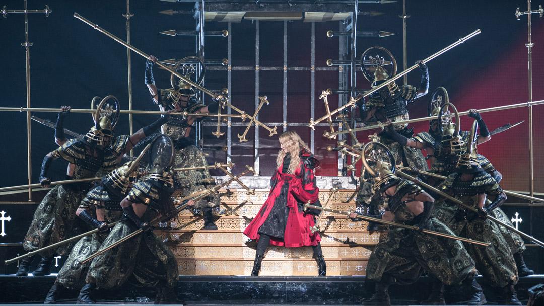 OMG Madonna – Rebel Heart Tour