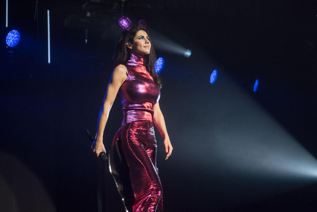 Marina and the Diamonds: Be Still Your Cartoon Heart