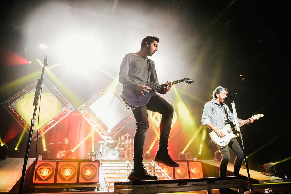 All Time Low and Sleeping with Sirens: Back to the Future Hearts Tour