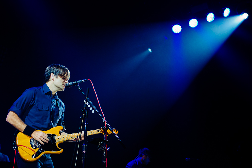 Death Cab for Cutie: Three Glorious Nights