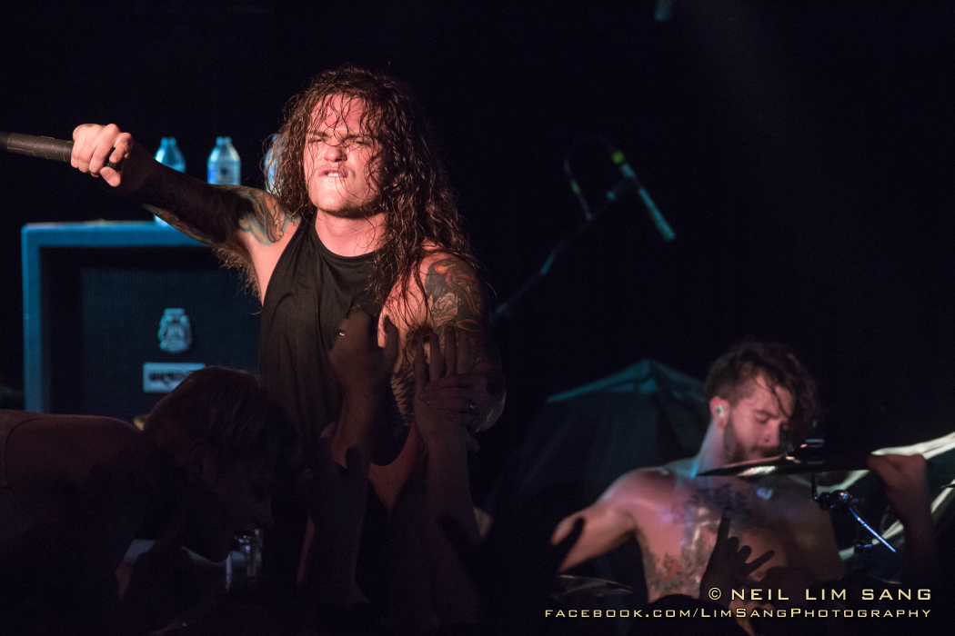 Miss May I: No One Left Behind