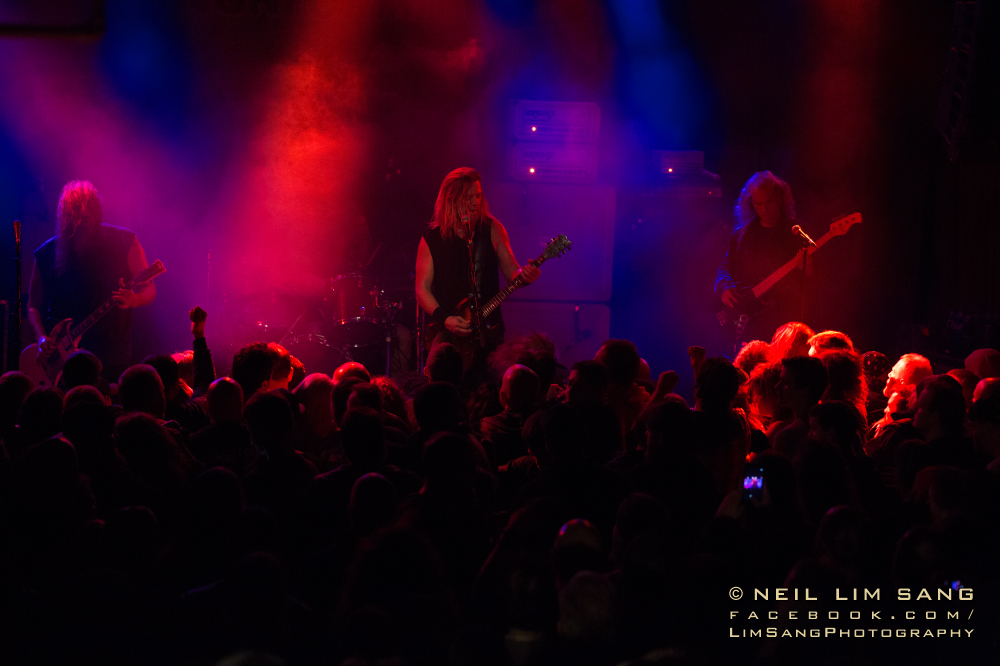 Corrosion Of Conformity Take Over Neumos