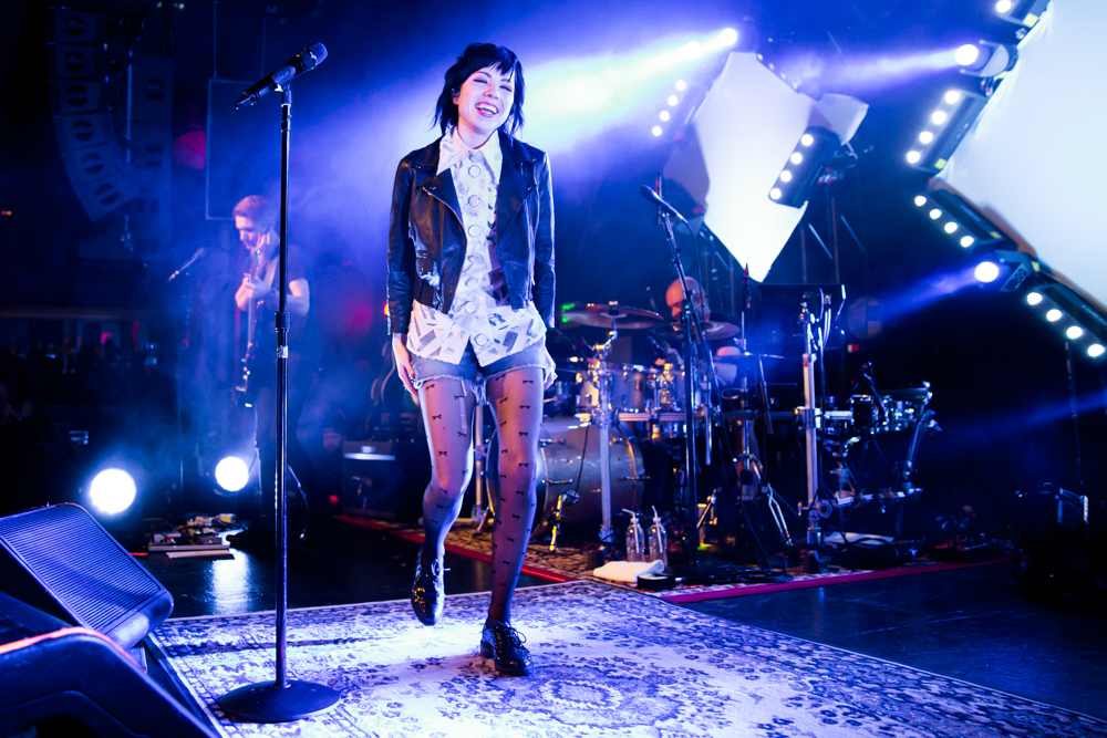 Carly Rae Jepsen: These Are Not Cover Songs