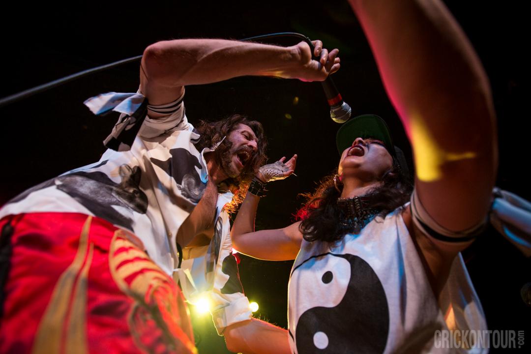 Think Globally. Party Locally: Gogol Bordello Hits Seattle Hard