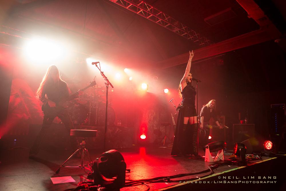 Nightwish: Rocking Out Showbox Sodo