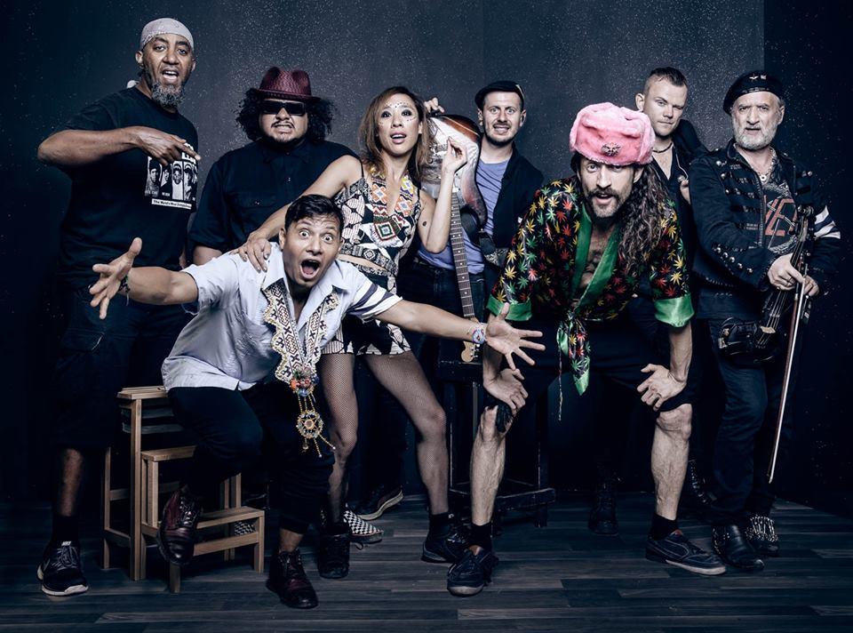 Concert Preview: Gogol Bordello – Celebrates Ten Year Anniversary Of Gypsy Punks: Underdog World Strike