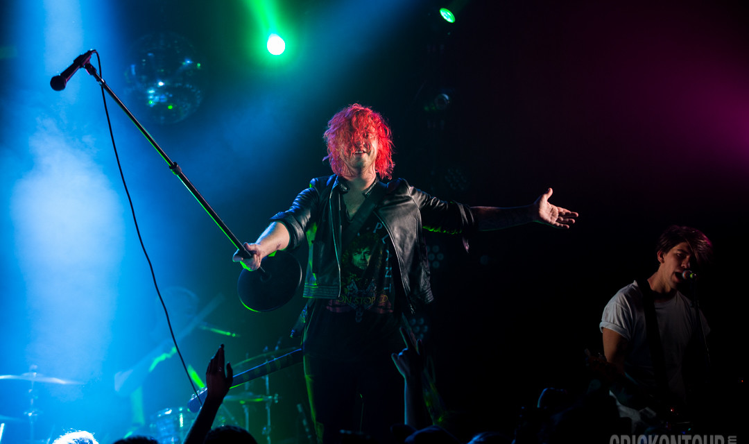 Spring Bling Sell Out: Magic Man, The Griswolds, and Panama Wedding at Neumos