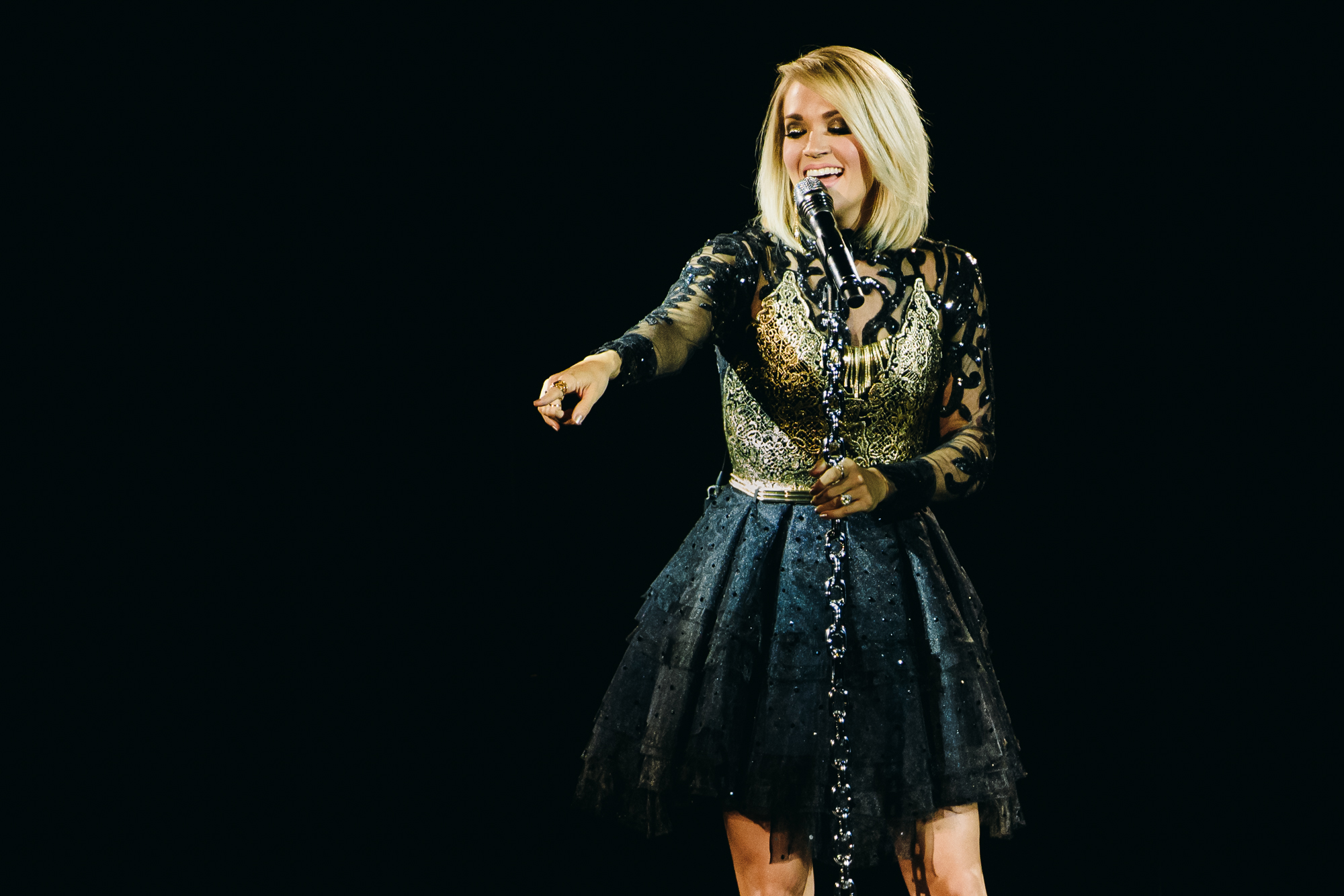 carrie underwood tour - HD2000×1333