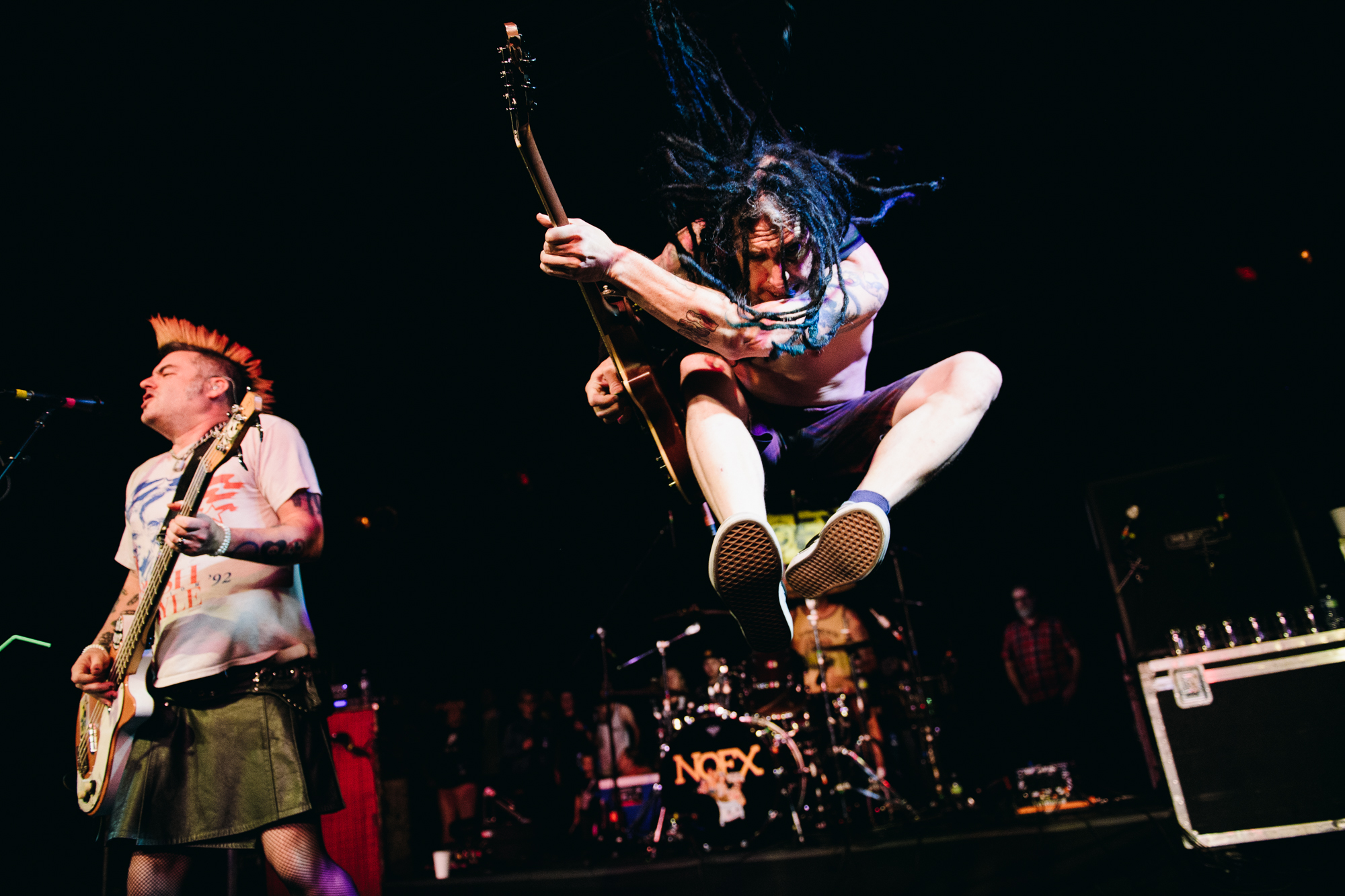 the nofx Features song lyrics for nofx's punk in drublic album includes album cover, release year, and user reviews.