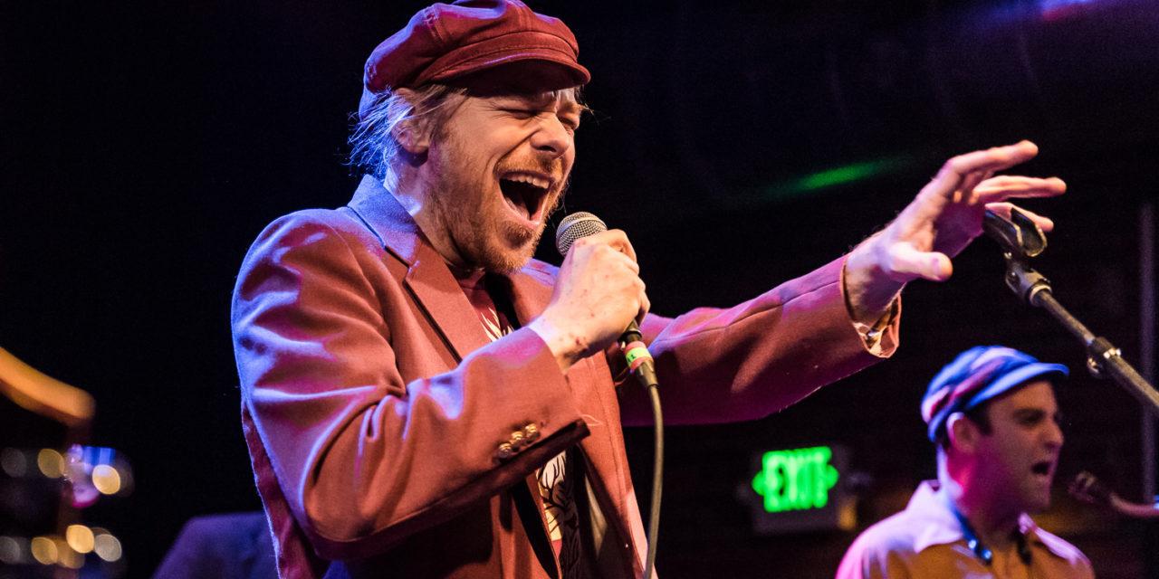 The California Honeydrops: Sweet Funk From San Francisco