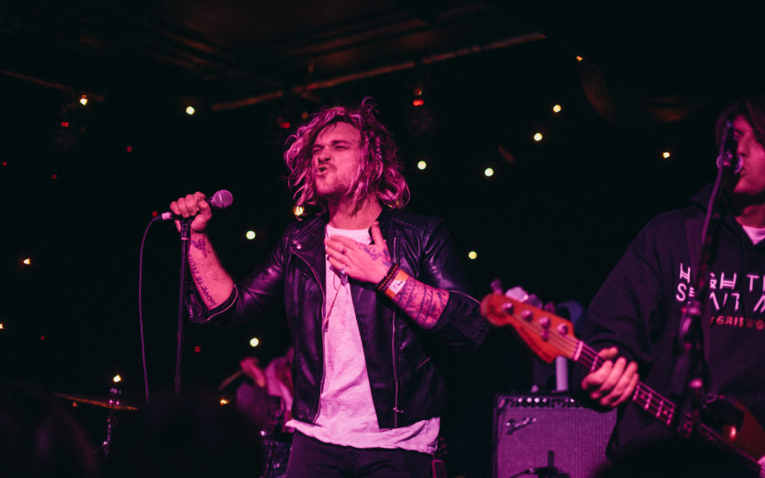 The Griswolds Kick Off Low Lives Tour Feeling Good