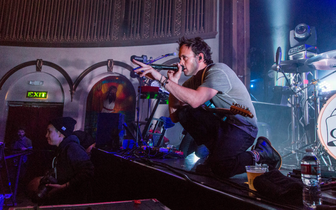 Zombies In America Tour Touts Unrivaled Energy