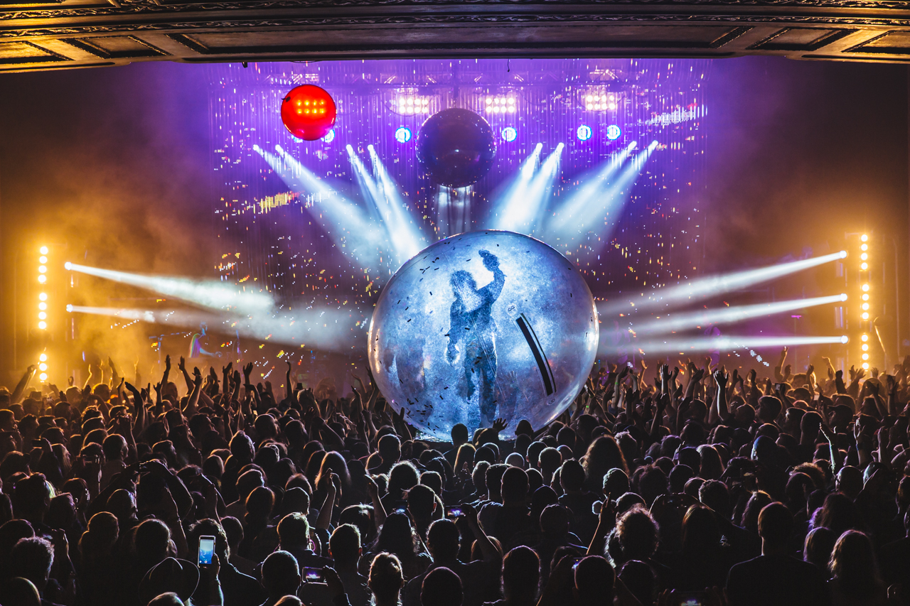The Flaming Lips' Inflated Personalities