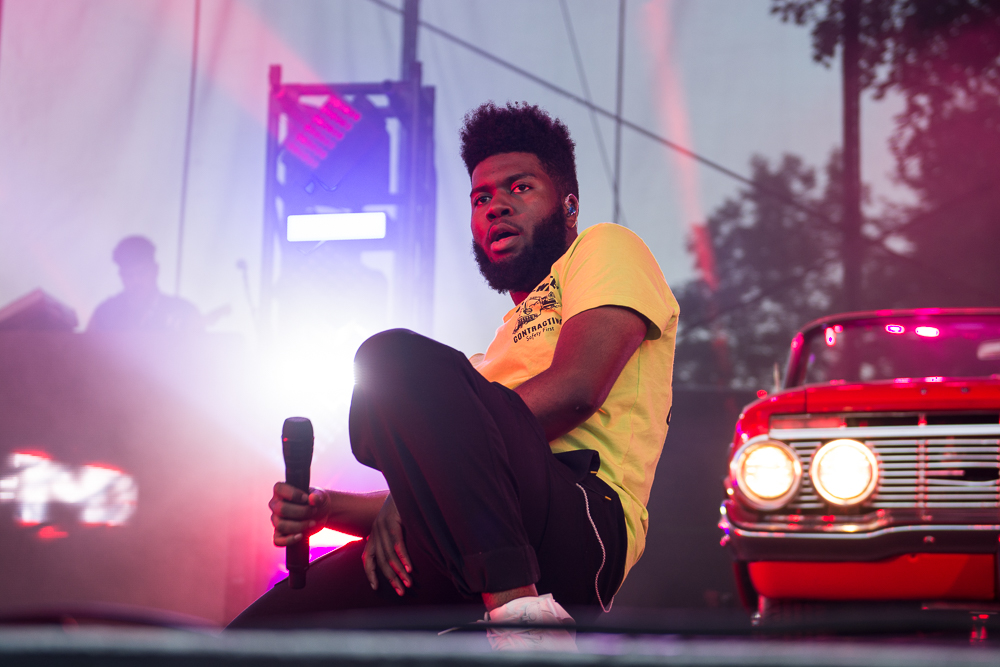 Khalid's American Teen Tour Takeover