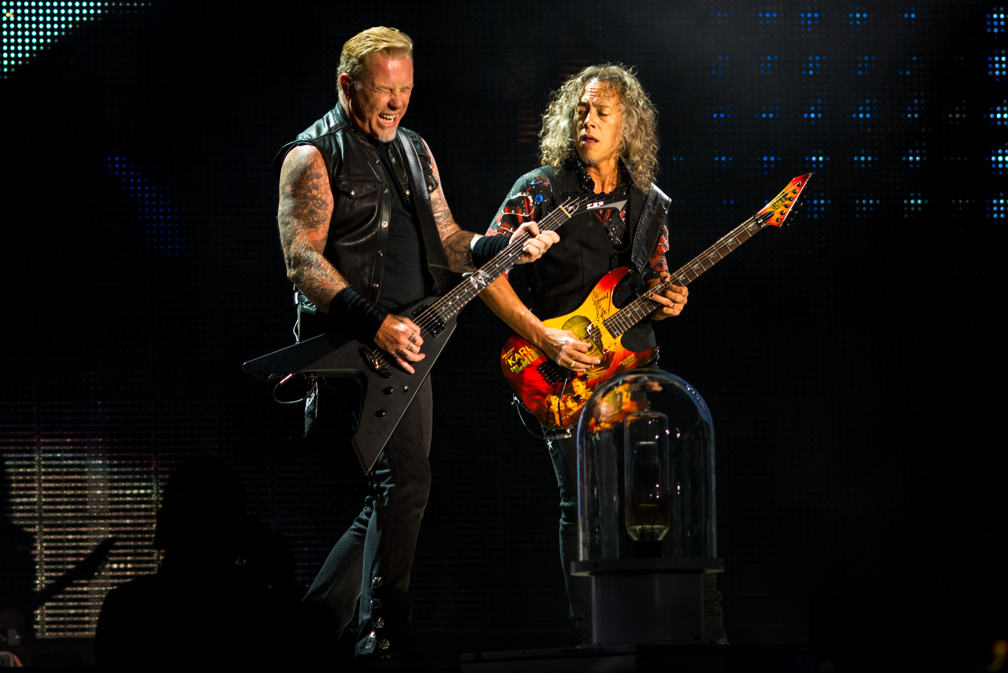 Metallica Does Anything But Destruct In Seattle - Seattle