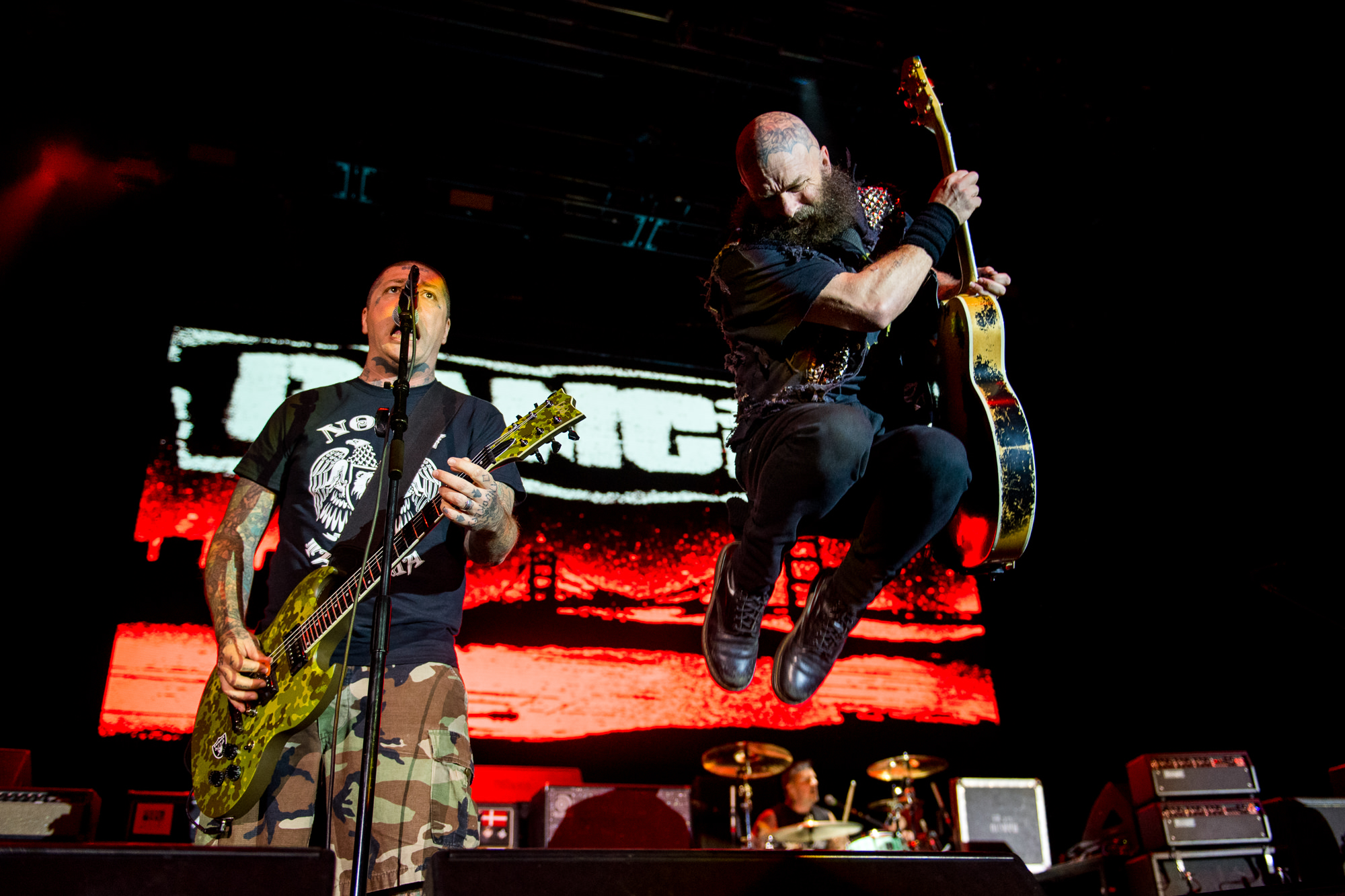 punk music concert review The observatory north park was home to an inclusive night of rock and roll when  florida punk band against me took the stage on saturday,.
