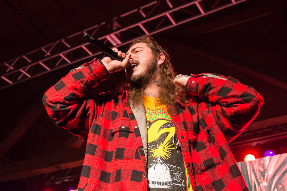 post malone 39 s passion party seattle music news. Black Bedroom Furniture Sets. Home Design Ideas