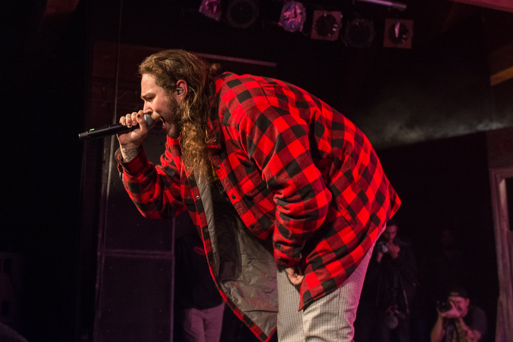 Post Malone S Passion Party Seattle Music News