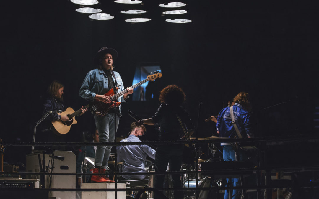 The Stunning Satire Of Arcade Fire