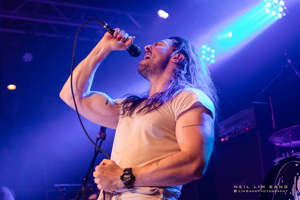 Andrew W.K. Brings The Party Back To Seattle
