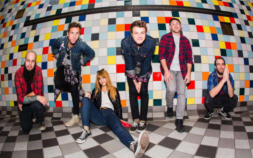 Preview: The Mowgli's – Real Good Life Tour 2018 at the Crocodile