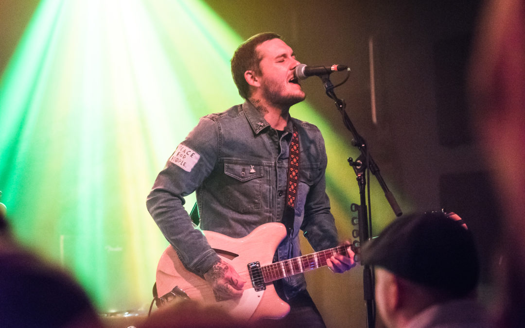 Brian Fallon & the Howling Weather: New Band, Same Following