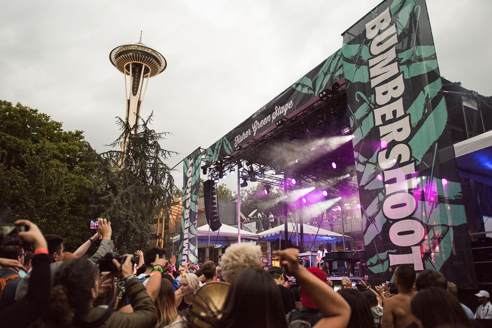 Bumbershoot 2018 Puts Up Beyond The Poster