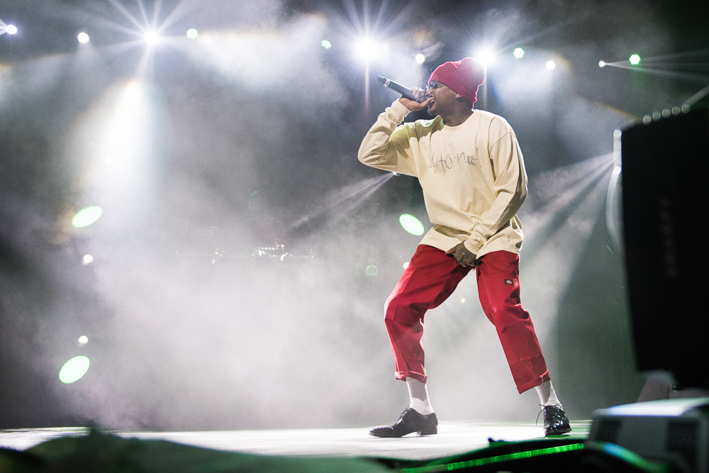 YG Sets an Easy Vibe in Seattle