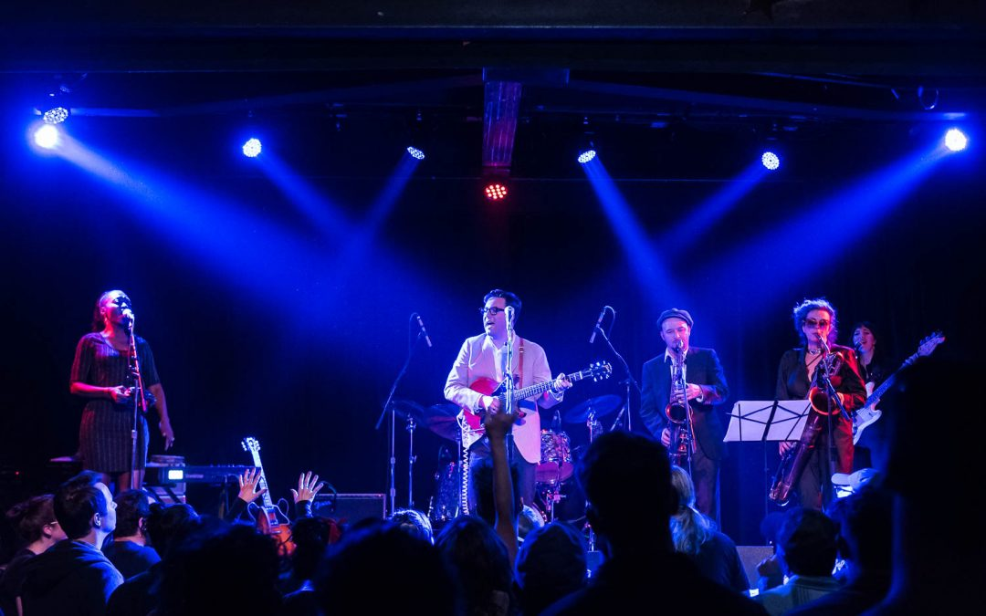 Nick Waterhouse's Dance Hall