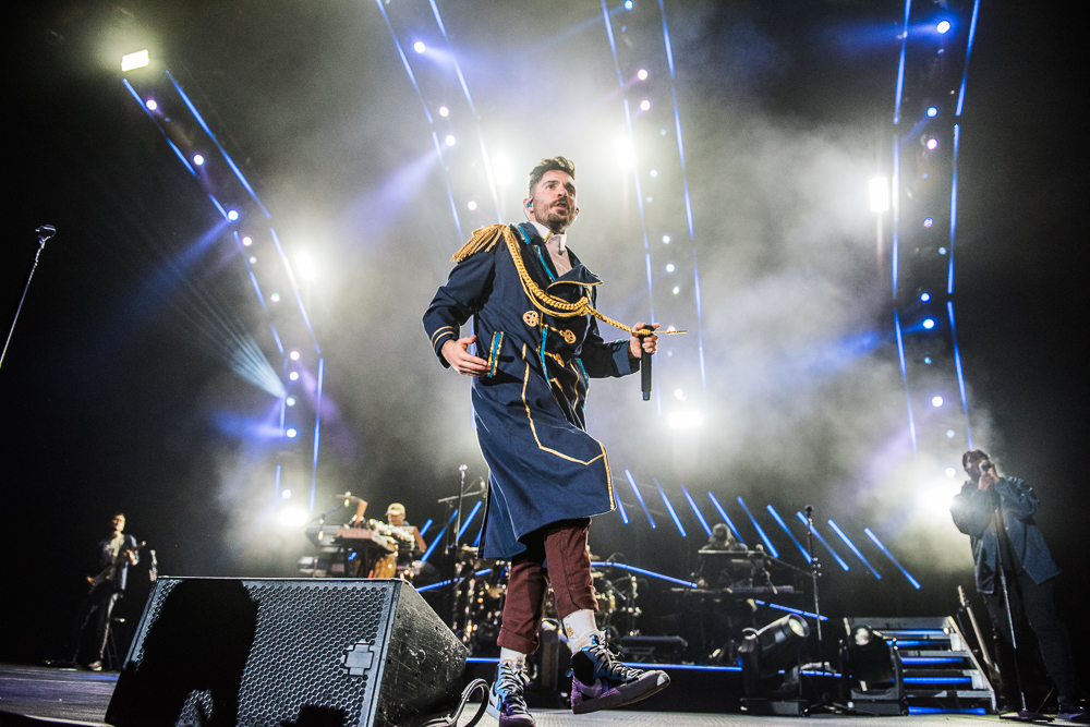 Jon Bellion's Gets Glam Live in Seattle
